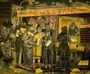Newsstand, Sol Robbins
