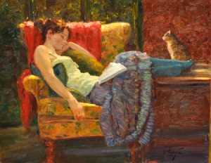 Someone is waiting, David Hettinger