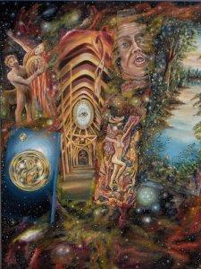 An Order of Chaos, Richard Ricker