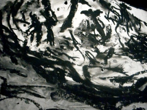 Back to Chaos, Aldo Tambellini