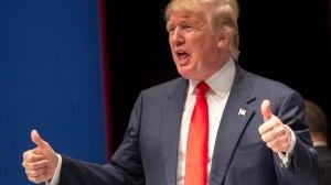 Donald Trump at the South Carolina Freedom Summit
