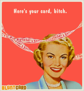 heresyourcardbitch