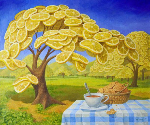 Worlds Full of Lemons by Vitaly-Urzhumov