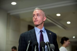 House Select Committee on Benghazi chairman Rep. Trey Gowdy, R-S.C. (AP Photo/Carolyn Kaster)