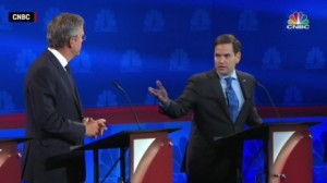 151028213203-marco-rubio-jeb-bush-cnbc-gop-debate-confrontation-senate-voting-rate-vstan-orig-00003329-large-169