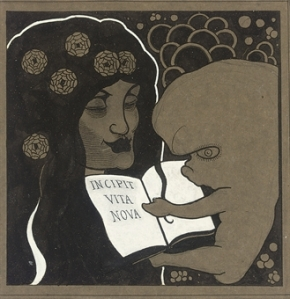 Aubrey Vincent Beardsley 1872-1898 Incipit Vita Nova Here begins a new life