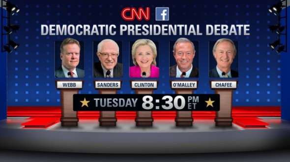 Dem debate cnn