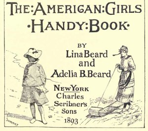girls handy book