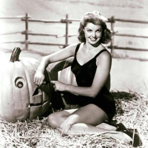 halloween with esther williams