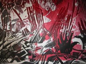 Against Terrorism and War, Julia Olivari