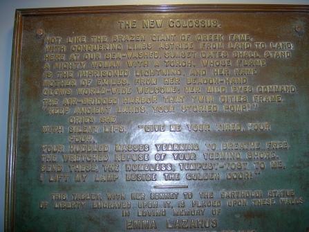 Emma_Lazarus_plaque