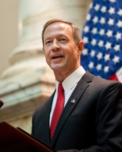 OMalley-at-podium-State-of-State-2014