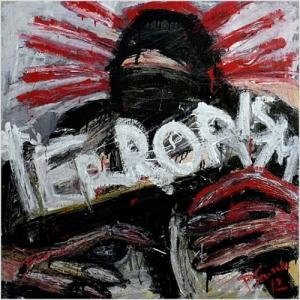 Terrorism No Comment, by Sebastian Placzek