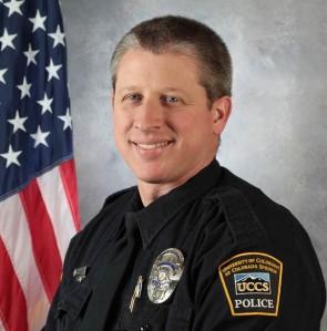 Officer Garrett Swasey