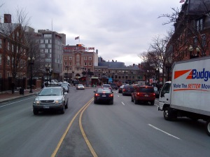 Mass. Ave. Harvard Square