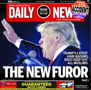 Trump hitler philly