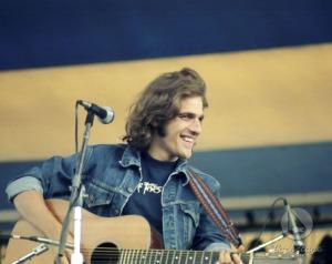A youthful Glenn Frey