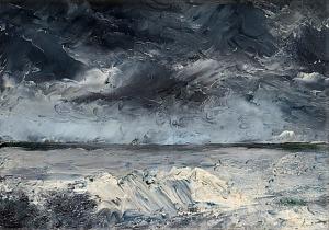 Packis I Stranden, August Strindberg