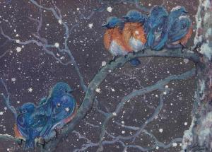 Bluebird Blizzard, Robyn Ryan
