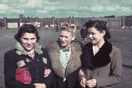 Unidentified young women, Kutno, Nazi-occupied Poland, 1939 2