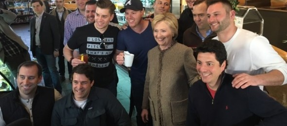 Hillary Clinton invited to bachelor party in SC
