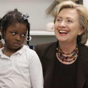 hillary-and-little-girl