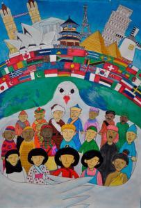 Poster by Lianwei H. Chengdu, Sichuan, China age 17