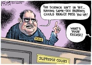 Scalia's Excuse