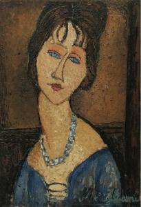 Amedeo_Modigliani_-_Portrait_de_Jeanne_Hébuterne_au_Collier