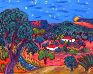 Moon Rising, Barbara Gurwitz