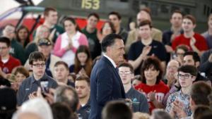 Mitt Romney will caucus for Ted Cruz in Utah.