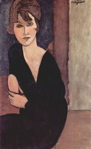 Modigliani woman