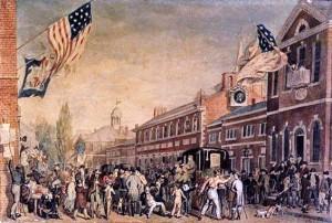 Philadelphia Election Day 1815, John Lewis Kimmel