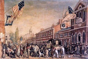 Philadelphia Election Day 1815, John Lewis Kimmel