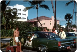 Beaches in the U.S in the 1950s-60s (10)
