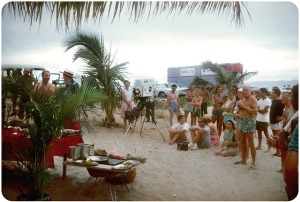 Beaches in the U.S in the 1950s-60s (11)