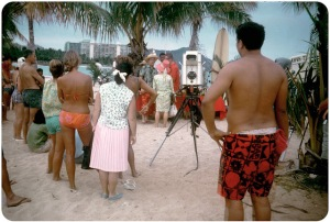 Beaches in the U.S in the 1950s-60s (12)