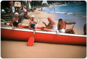 Beaches in the U.S in the 1950s-60s (9)