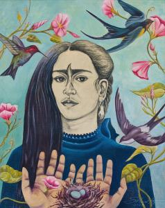 For Frida, by Sheri Howe