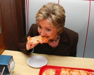 Hillary-Clinton-pizza