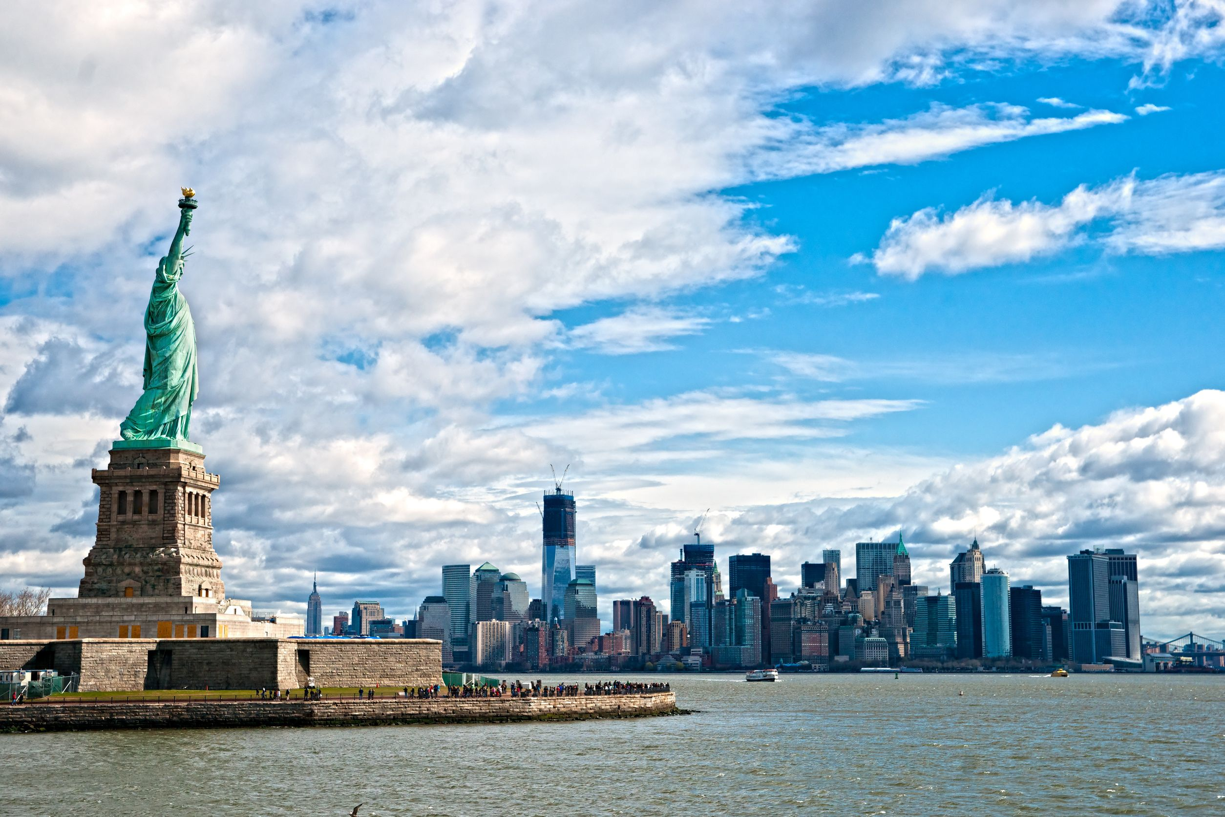 manhattan skyline new - photo #44