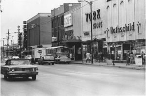 Hammond, Indiana in the early 1960s--another northern industrial city