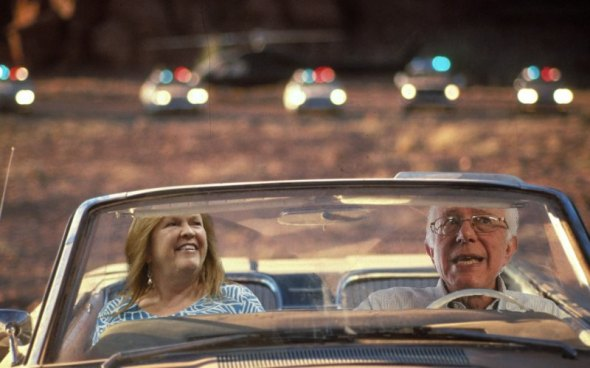 From The Daily Beast http://www.thedailybeast.com/articles/2016/05/19/bernie-and-jane-sanders-the-democratic-party-s-thelma-and-louise.html?via=desktop&source=twitter