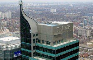 Trump Tower in Toronto