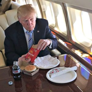Trump-McDonalds-in-Plane-Instagram-1-640x640