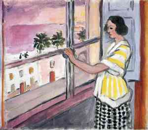 young-woman-at-the-window-sunset-1921