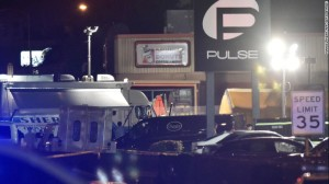 Pulse nightclub after the attack.