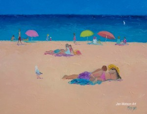Those Lazy Days of Summer, Jan Matson
