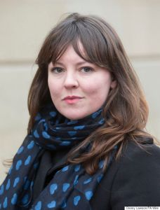 Independent Scottish MP Natalie McGarry