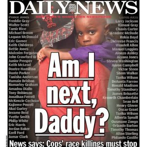 NYDN Cover taken by my very talented friend Megan Braden-Perry